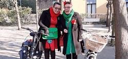 Les sœurs Coquelicot ont mis du baume au cœur des Athois