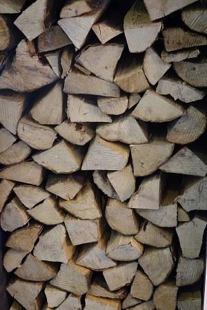 Utiliser du bois sec