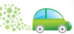 Arrivée de véhicules CNG