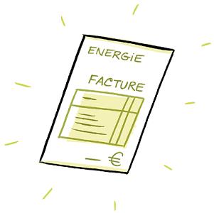 Facture d'énergie