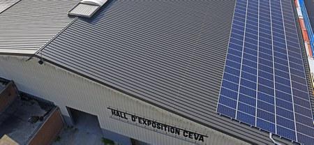 200.000€ de panneaux solaires au CEVA