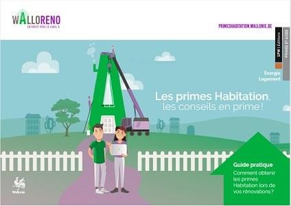 "Brochure ""Les primes Habitation"""