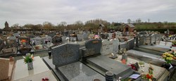 Les cimetières de Bouvignies, Irchonwelz et Ormeignies seront inaccessibles quelques jours